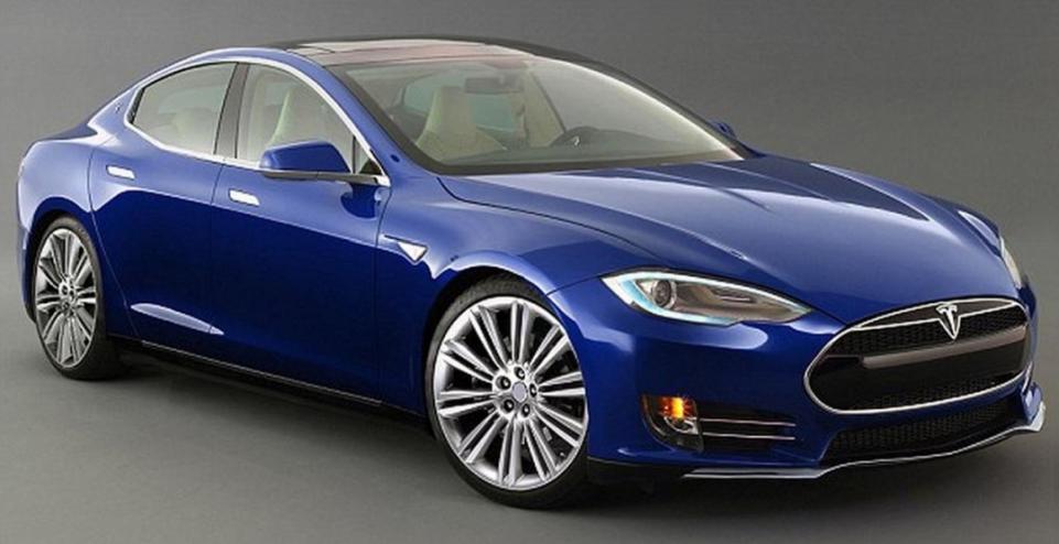 Photo of Tesla Model 3 geliyor
