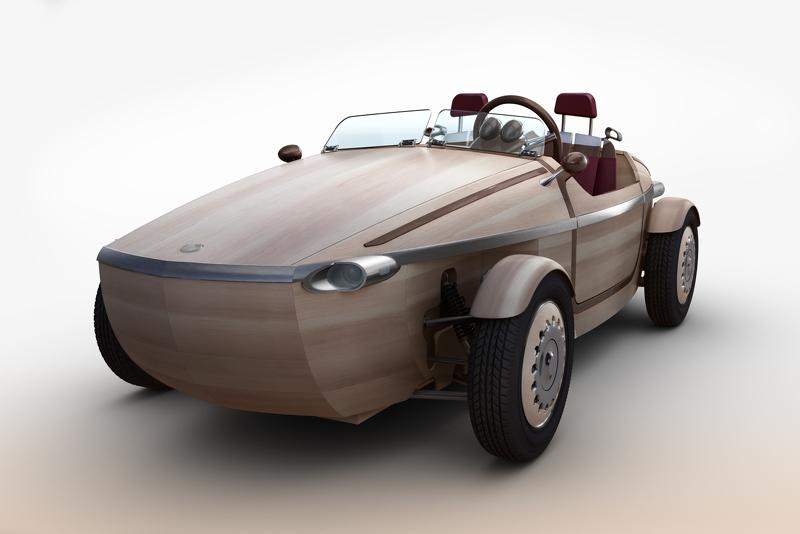 Photo of Toyota'dan ağaç otomobil: Toyota Setsuna Concept