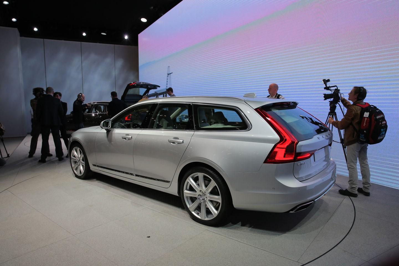 Photo of Hem pratik, hem stil sahibi: Volvo V90