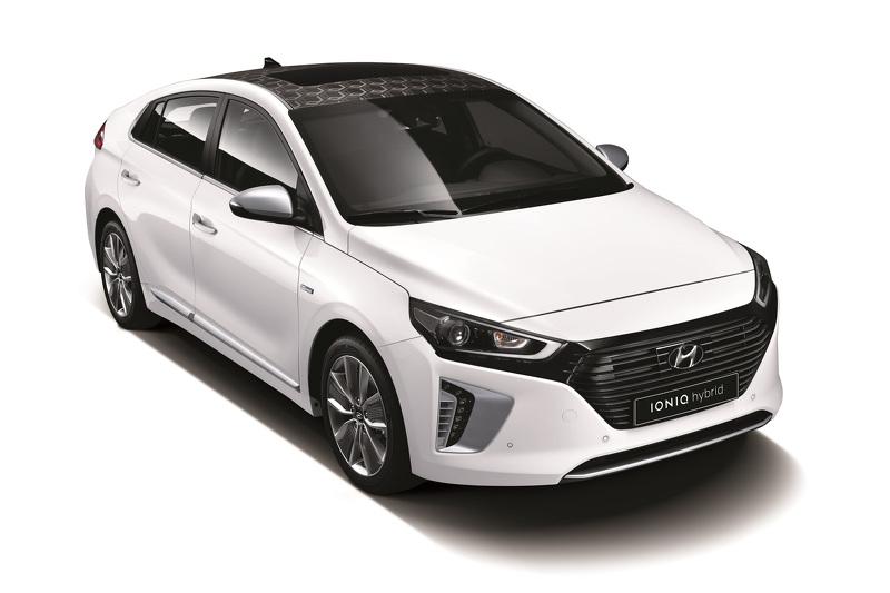 Photo of Çevre dostu Hyundai Ioniq