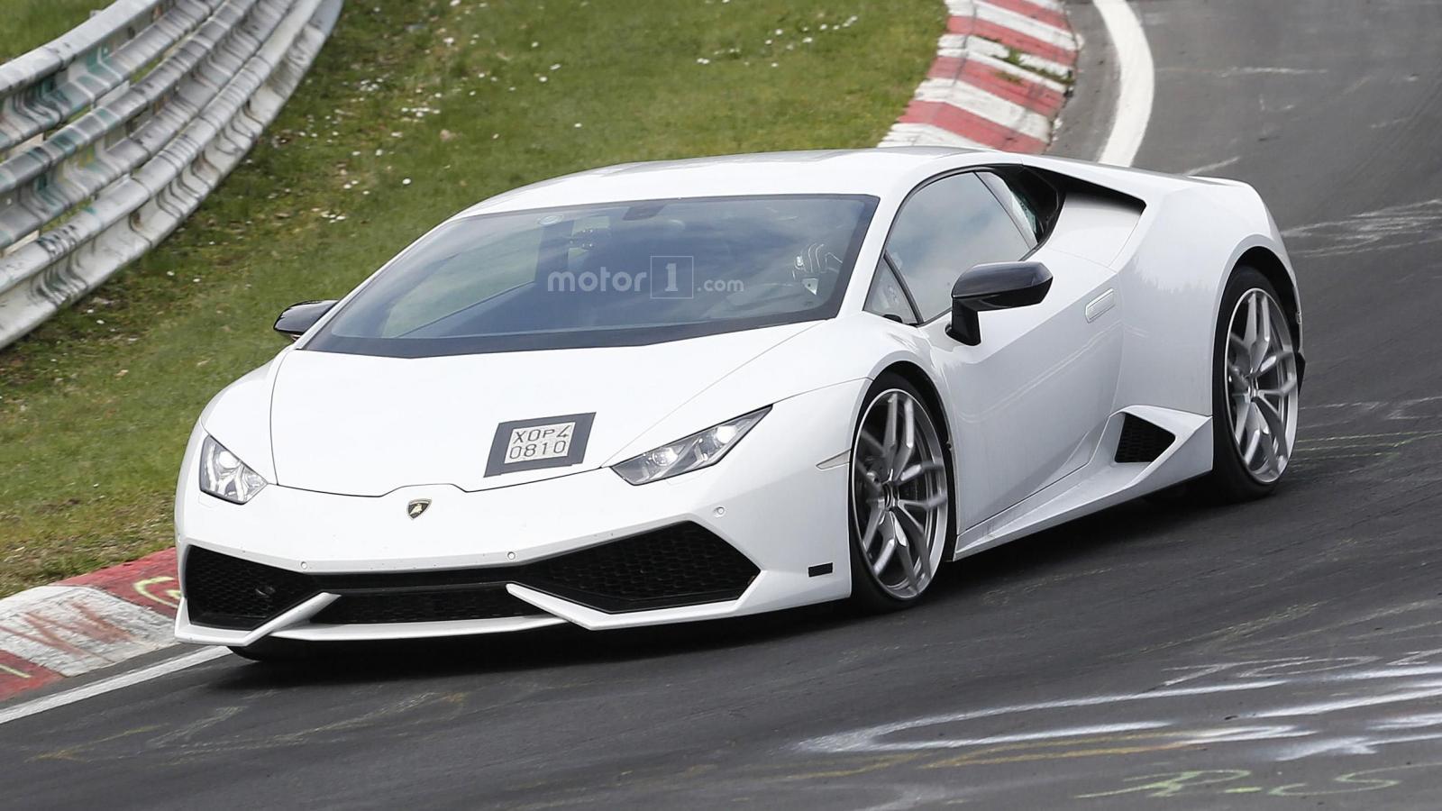 Photo of Lamborghini, daha ateşli Huracan'ı Ring'e çıkardı