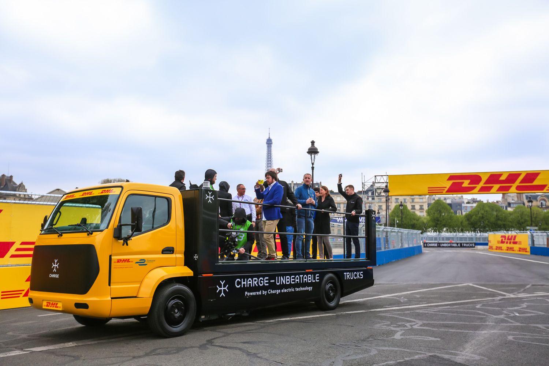 Photo of Roborace ve ortaklarından elektrikli kamyonlar geliyor