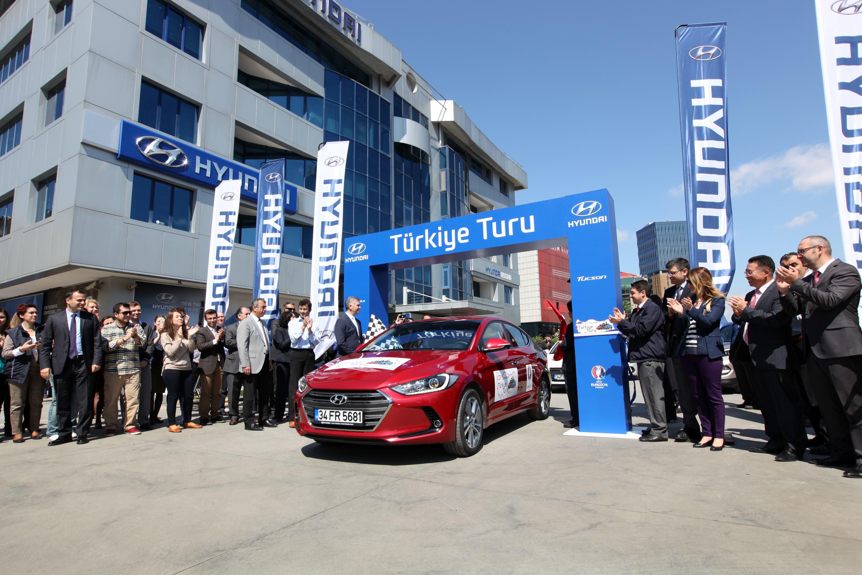 Photo of Hyundai Türkiye Turu başladı