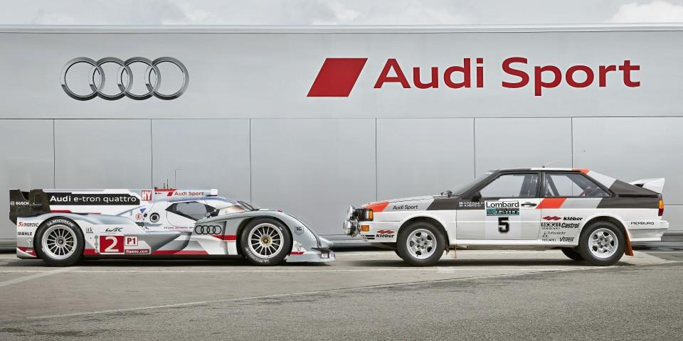 Photo of Audi Nascar'a mı katılıyor?