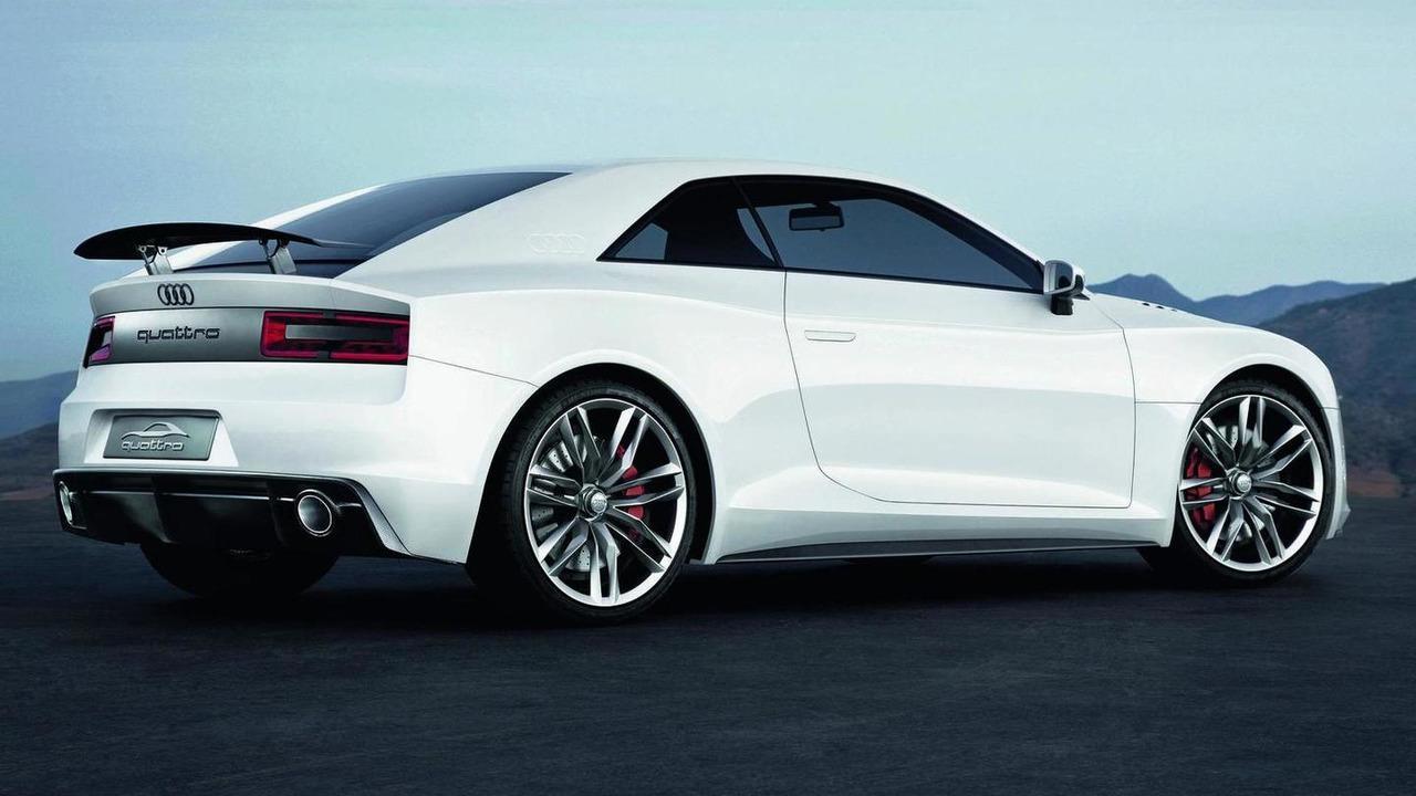 Photo of Audi'den yeni spor otomobil mi geliyor?