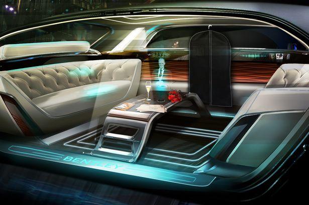 Photo of Bentley otomobillerine sanal kâhyayı getiriyor