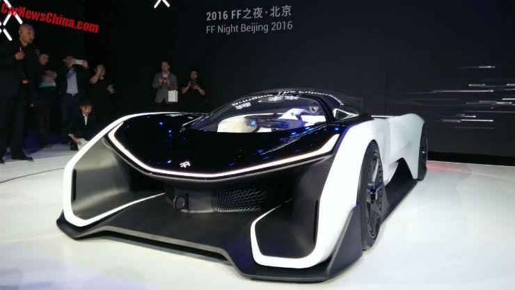 Photo of Pekin Otomobil Fuarı'nın 5 çılgın konsepti