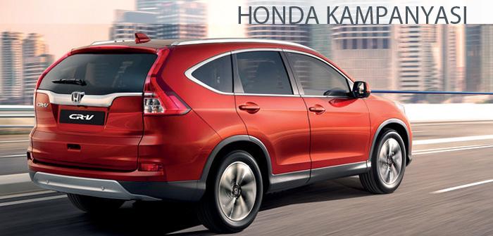 Photo of Honda CR-V'yi şimdi al, 1 sene sonra öde