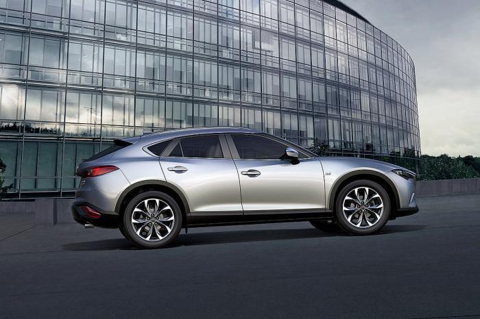 Photo of Mazda CX-4 Pekin'de tanıtıldı