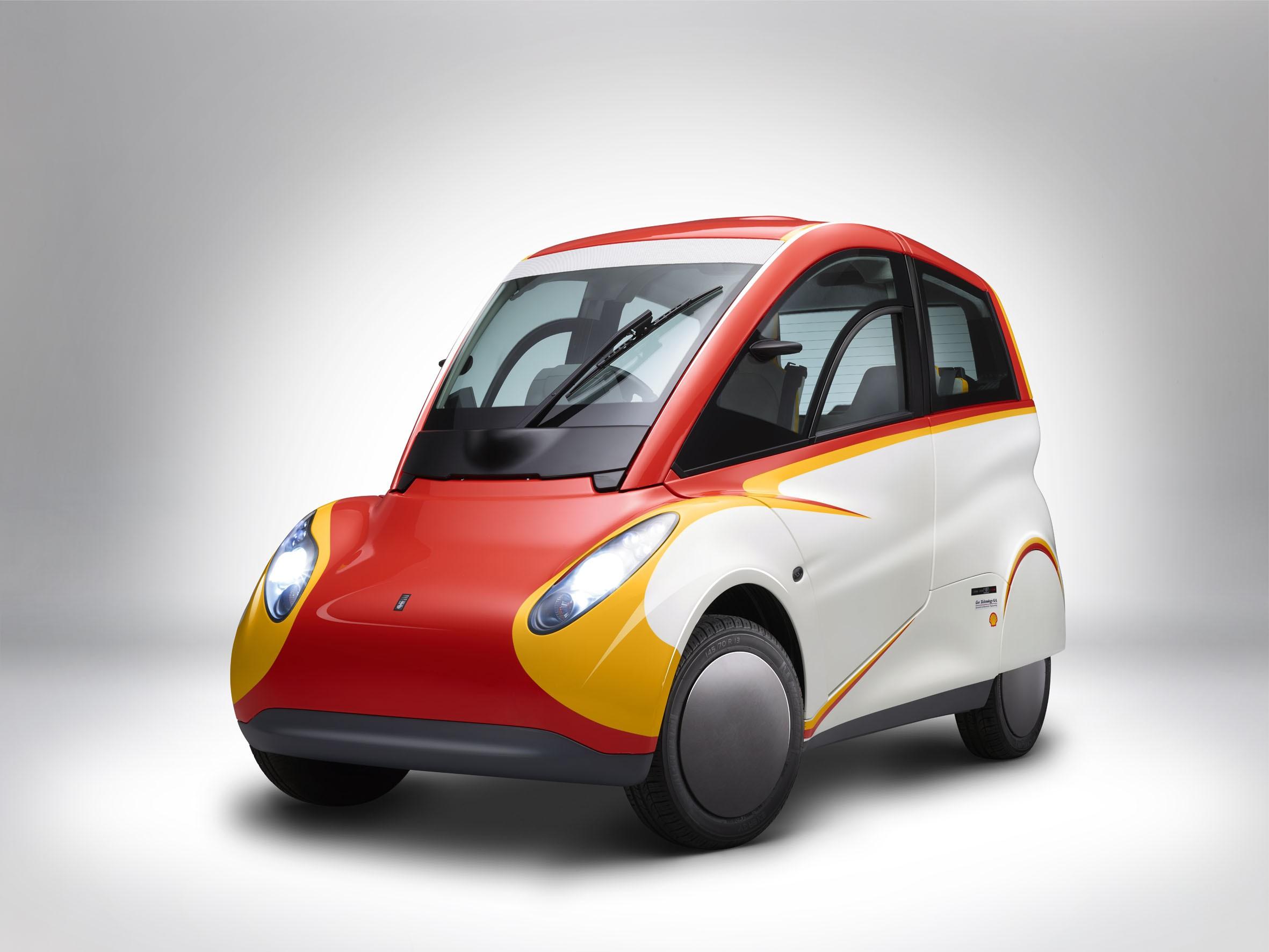 Photo of Shell'in benzinli konsept modeli tanıtıldı