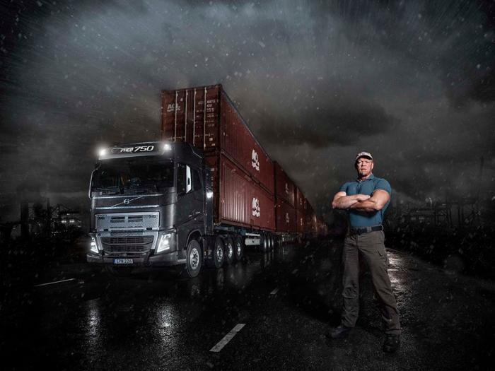 Photo of Volvo FH16 750 ton yükü çekebilir mi?