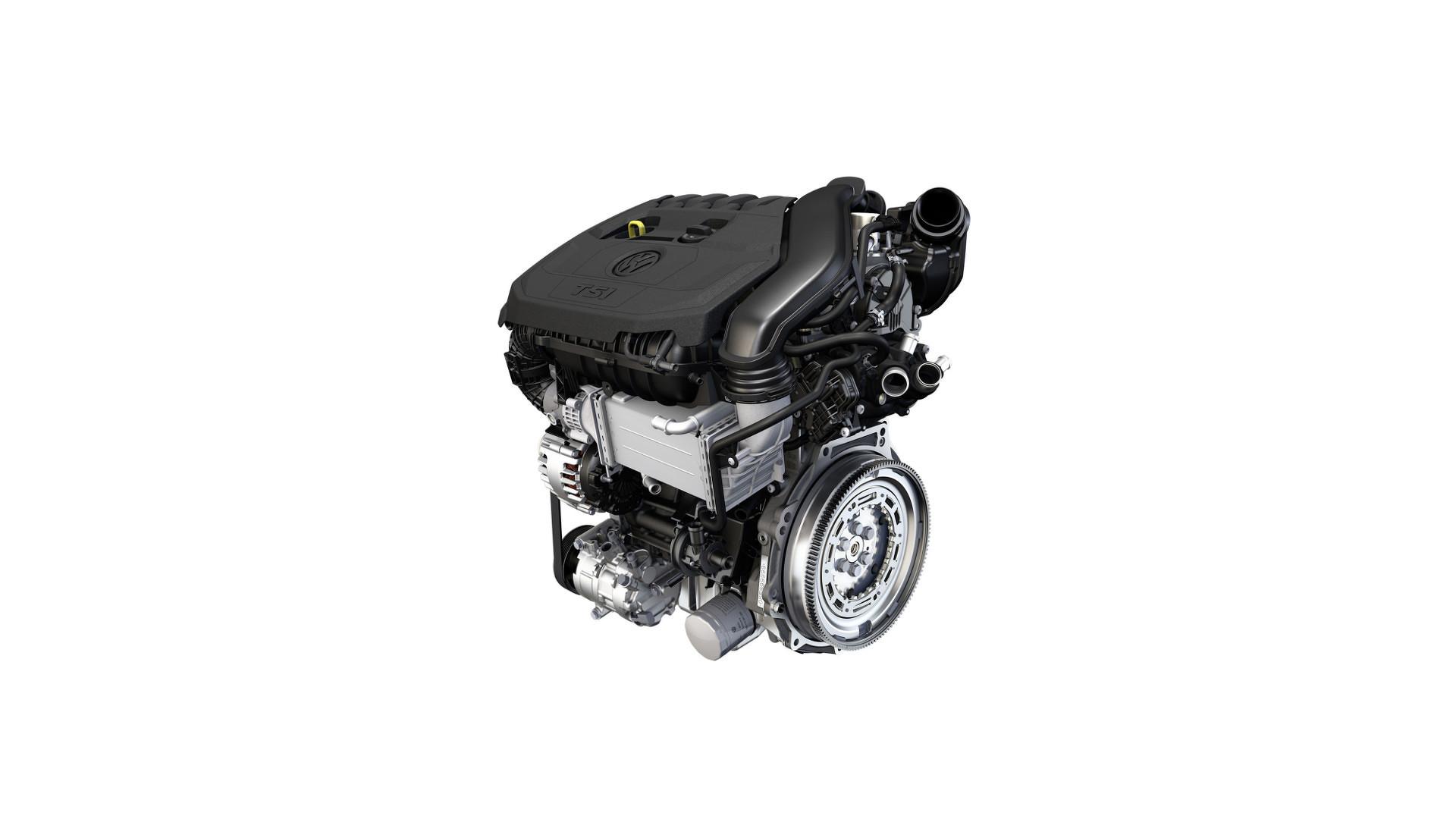 Photo of Volkswagen, yeni 1.5 litrelik TSI Evo motorunu tanıttı