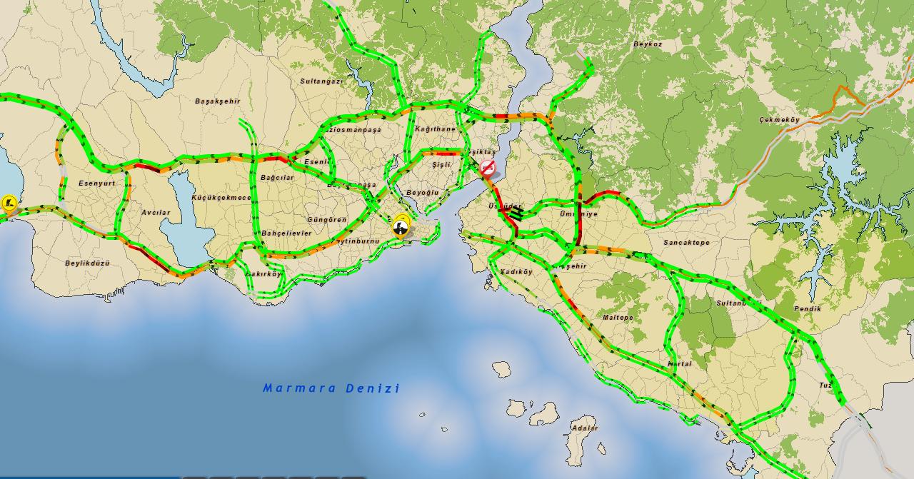 Photo of İstanbul'da yarın bazı yollar kapatılacak