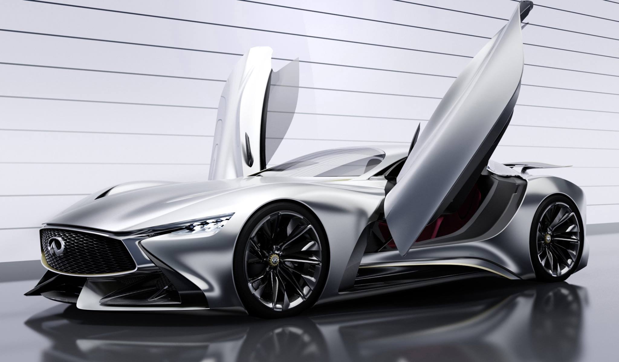 Photo of Infiniti Concept Vision GT