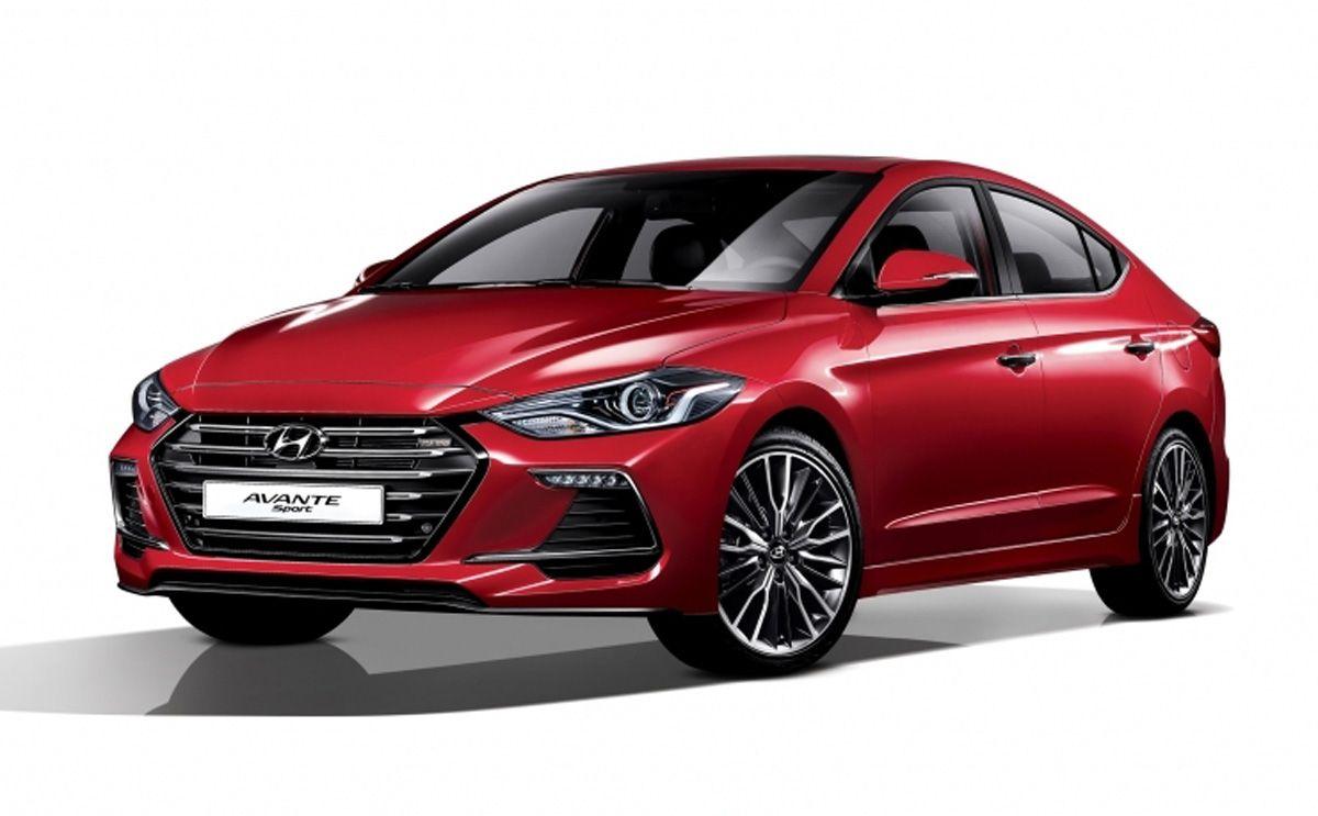 Photo of Hyundai Elantra, Sport versiyonu ile karşımızda