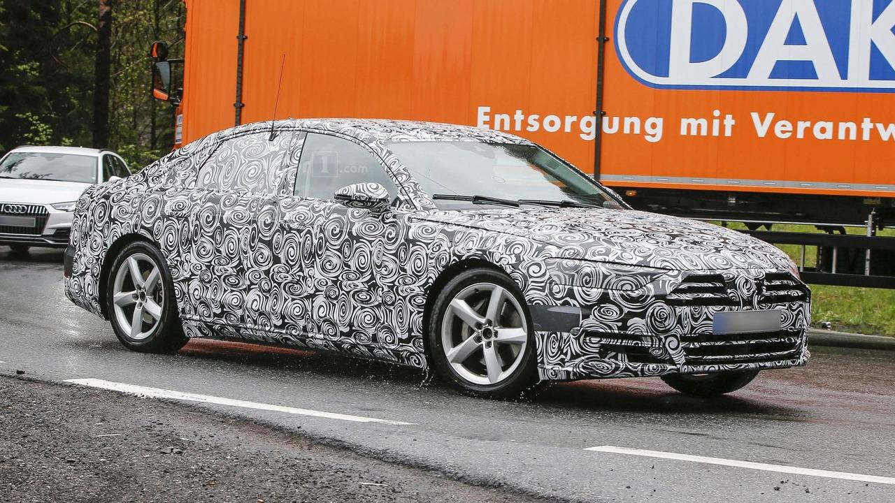 Photo of 2018 Audi A8 ilk defa görüntülendi