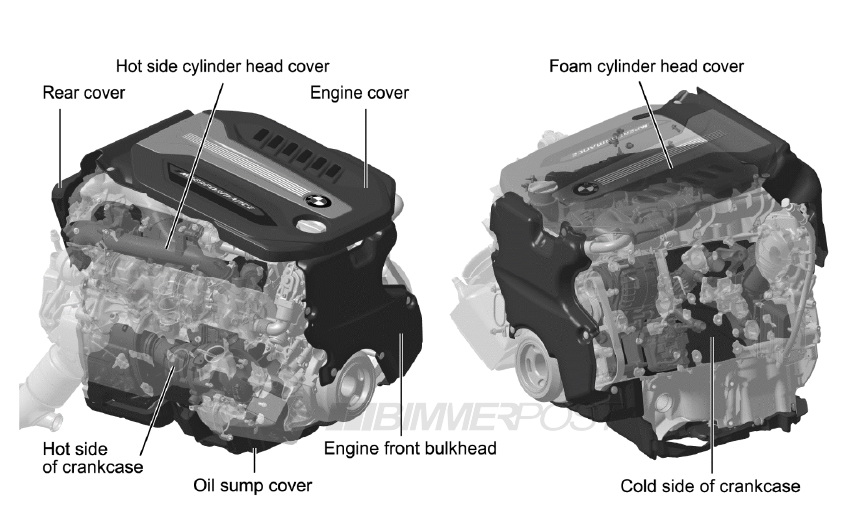 Photo of BMW'den yepyeni 4 turbolu dizel motor