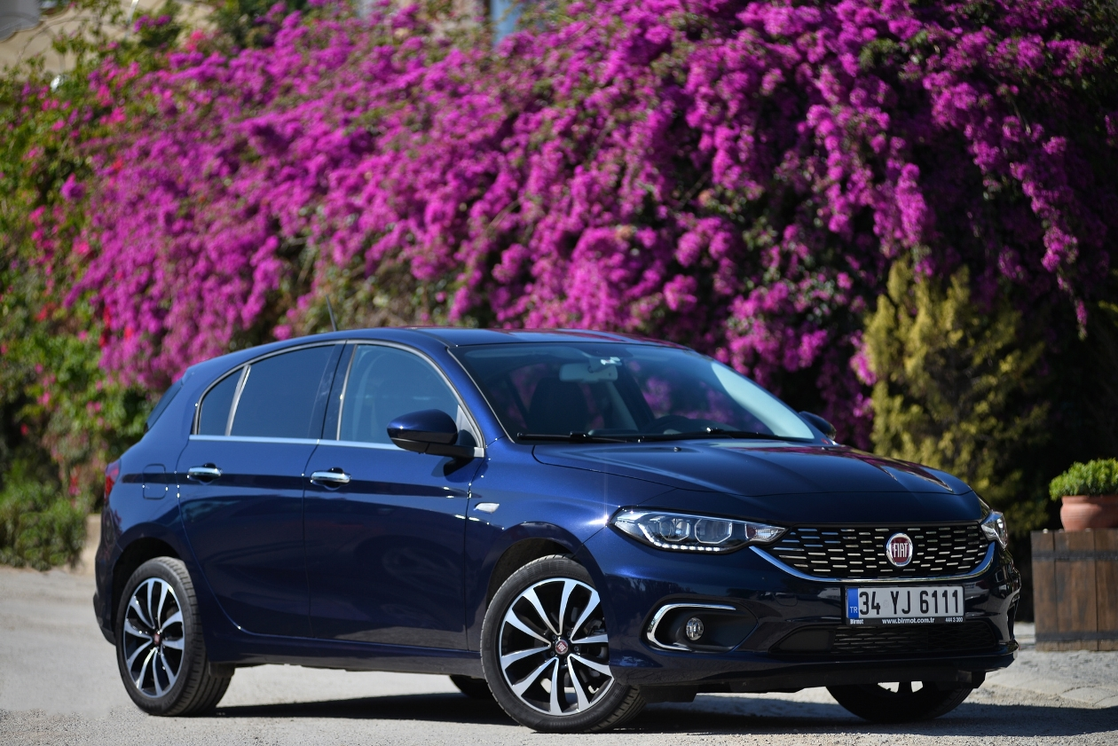 Photo of Fiat Egea Hatchback'e Dizel Otomatik Takviyesi!