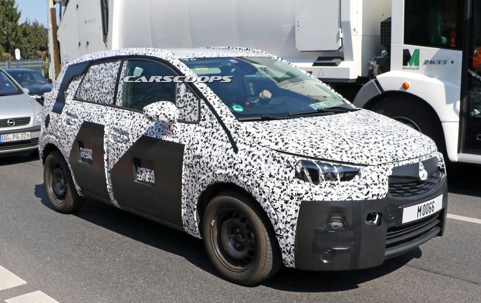 Photo of 2017 Opel Meriva'nın iç mekanı ilk kez görüntülendi