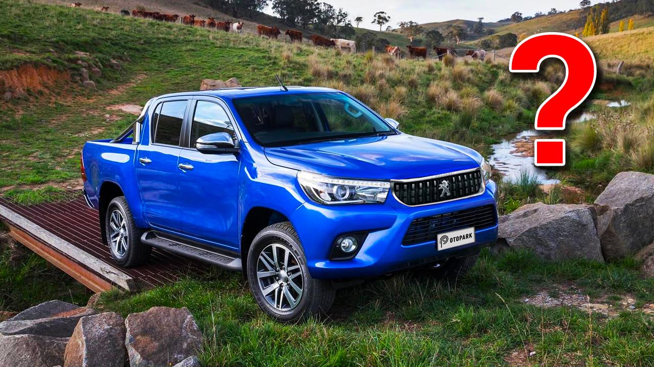 Photo of PSA'nın yeni kamyoneti Toyota Hilux temelli olacak