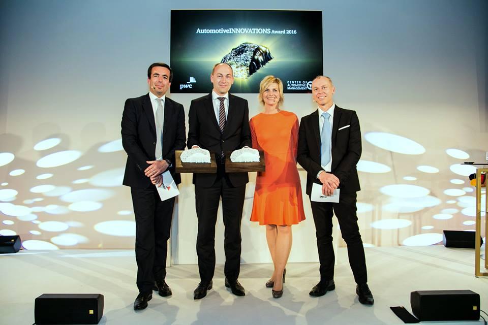 Photo of Audi'ye en inovatif marka ödülü