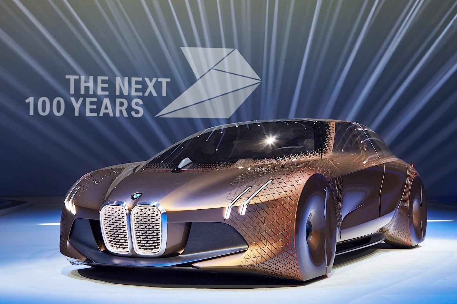 Photo of BMW iNEXT 2021 yılında geliyor