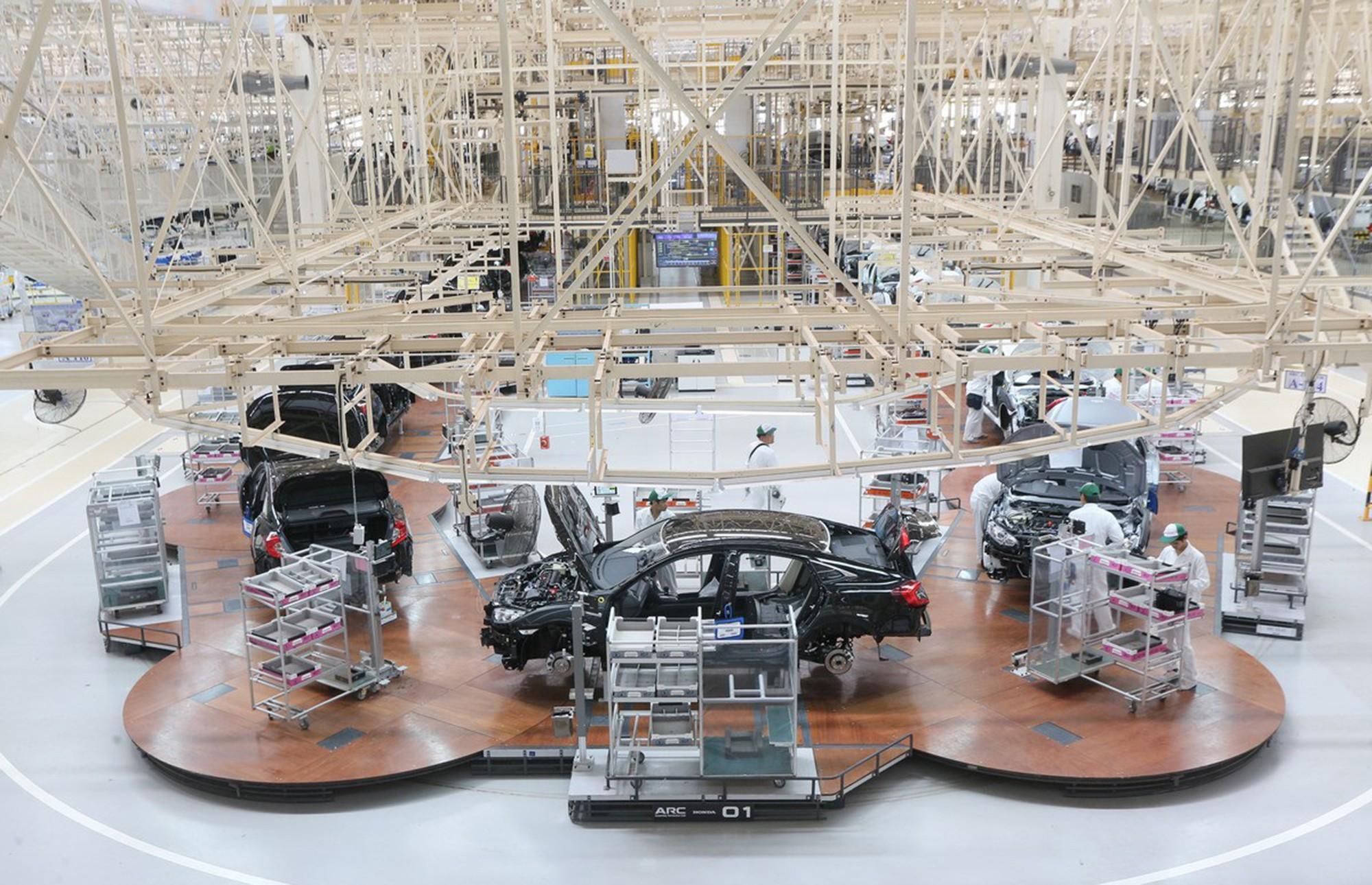 Photo of Honda'nın yeni seri üretim sistemi devrim niteliğinde