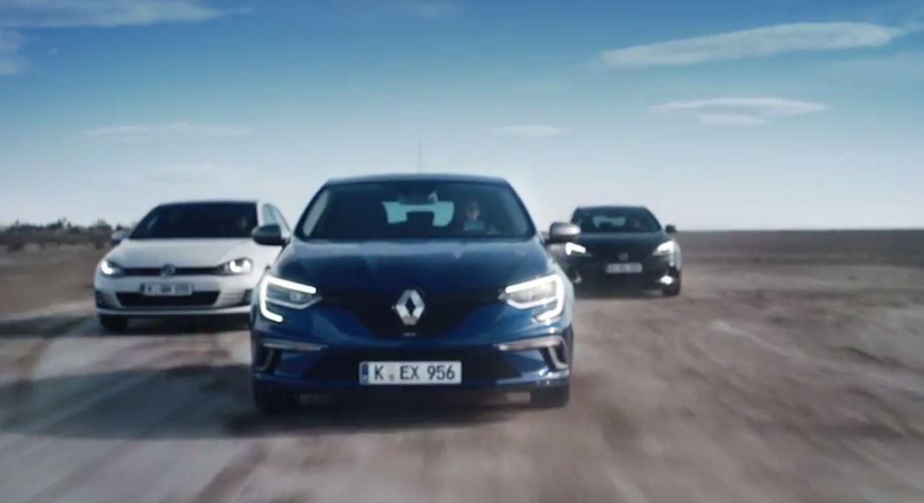 Photo of Renault, Megane GT ile rakiplerine meydan okudu