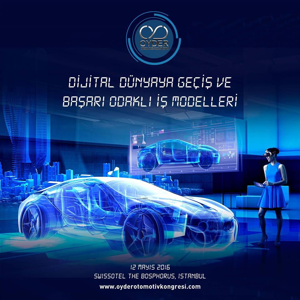 """Photo of OYDER Otomotiv Kongresi'nin bu yılki teması: """"Otomotiv Sektöründe Dijitalleşme"""""""