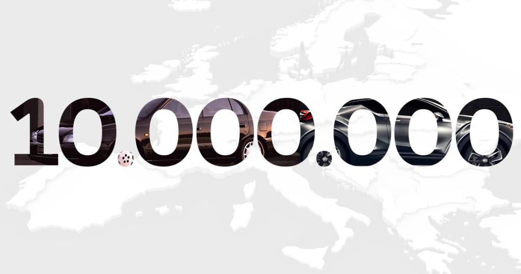 Photo of Toyota Avrupa'da 10 milyonuncu aracını üretti
