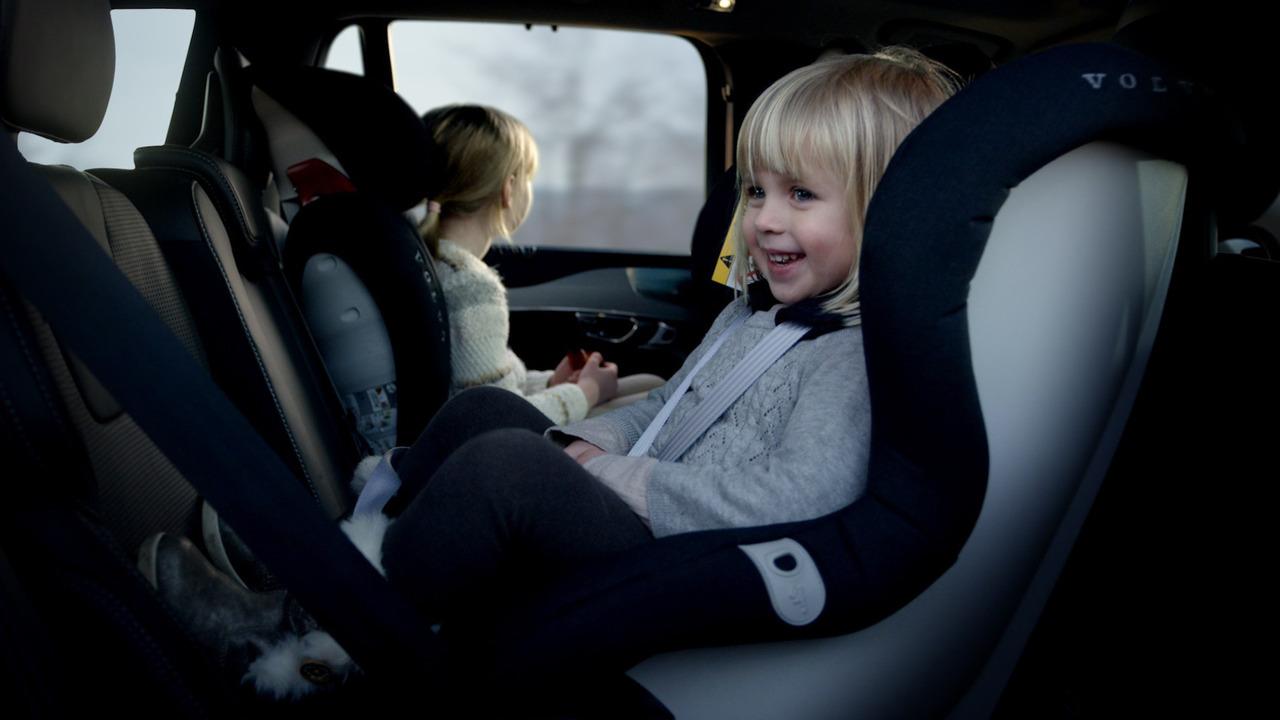 Photo of Volvo miniklerin güvenliğini unutmadı