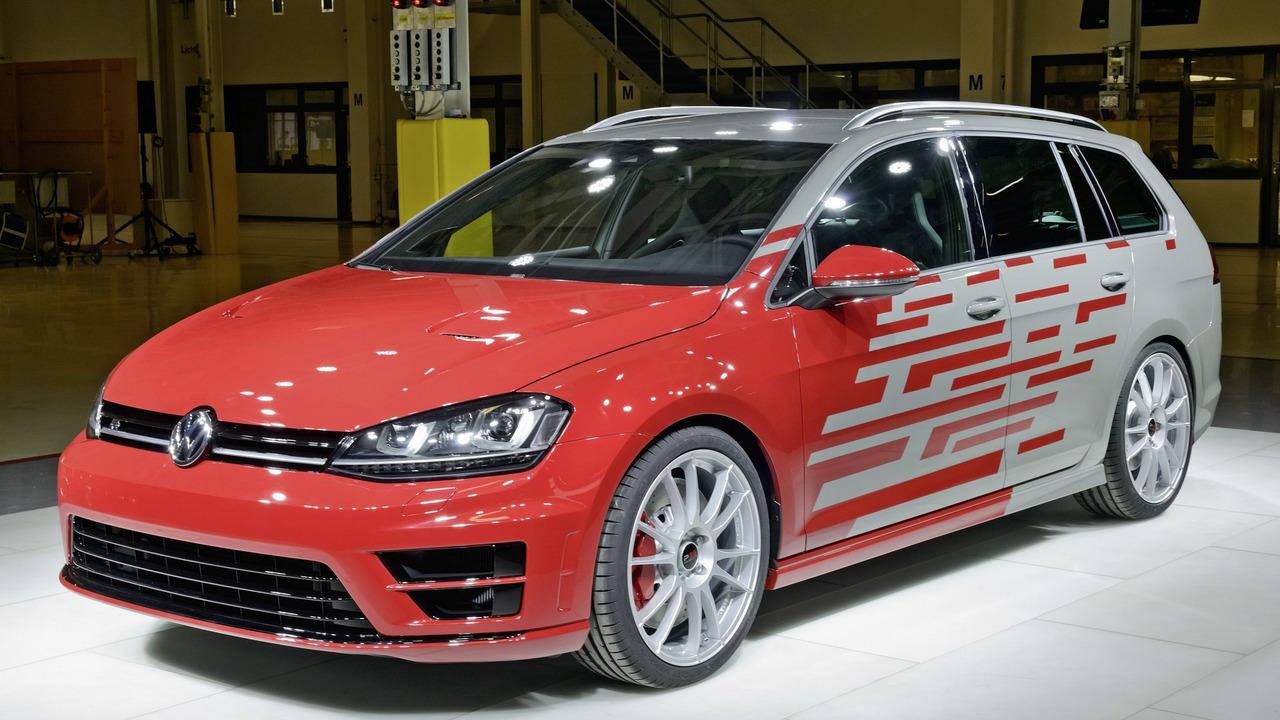 Photo of Volkswagen Golf üretmeye doyamıyor