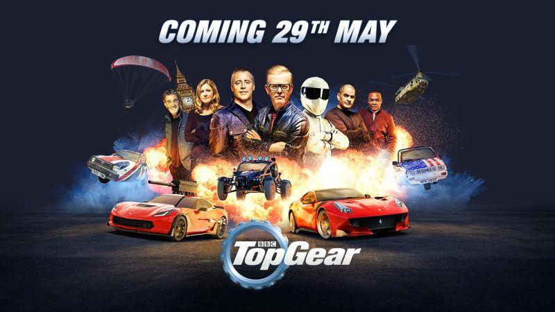 Photo of Top Gear, 29 Mayıs'ta ekranlarda