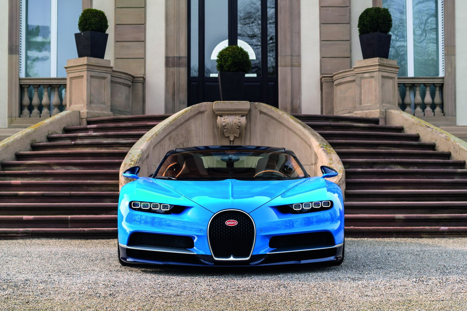 Photo of Bugatti Chiron'un şaşırtıcı 9 özelliği