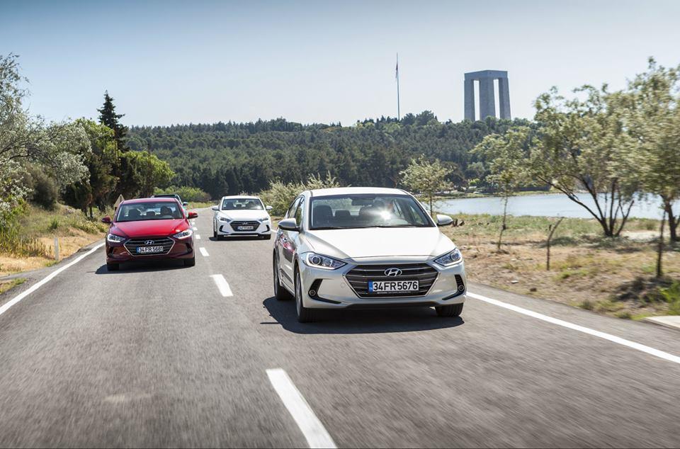 Photo of Hyundai Türkiye'yi gezdi