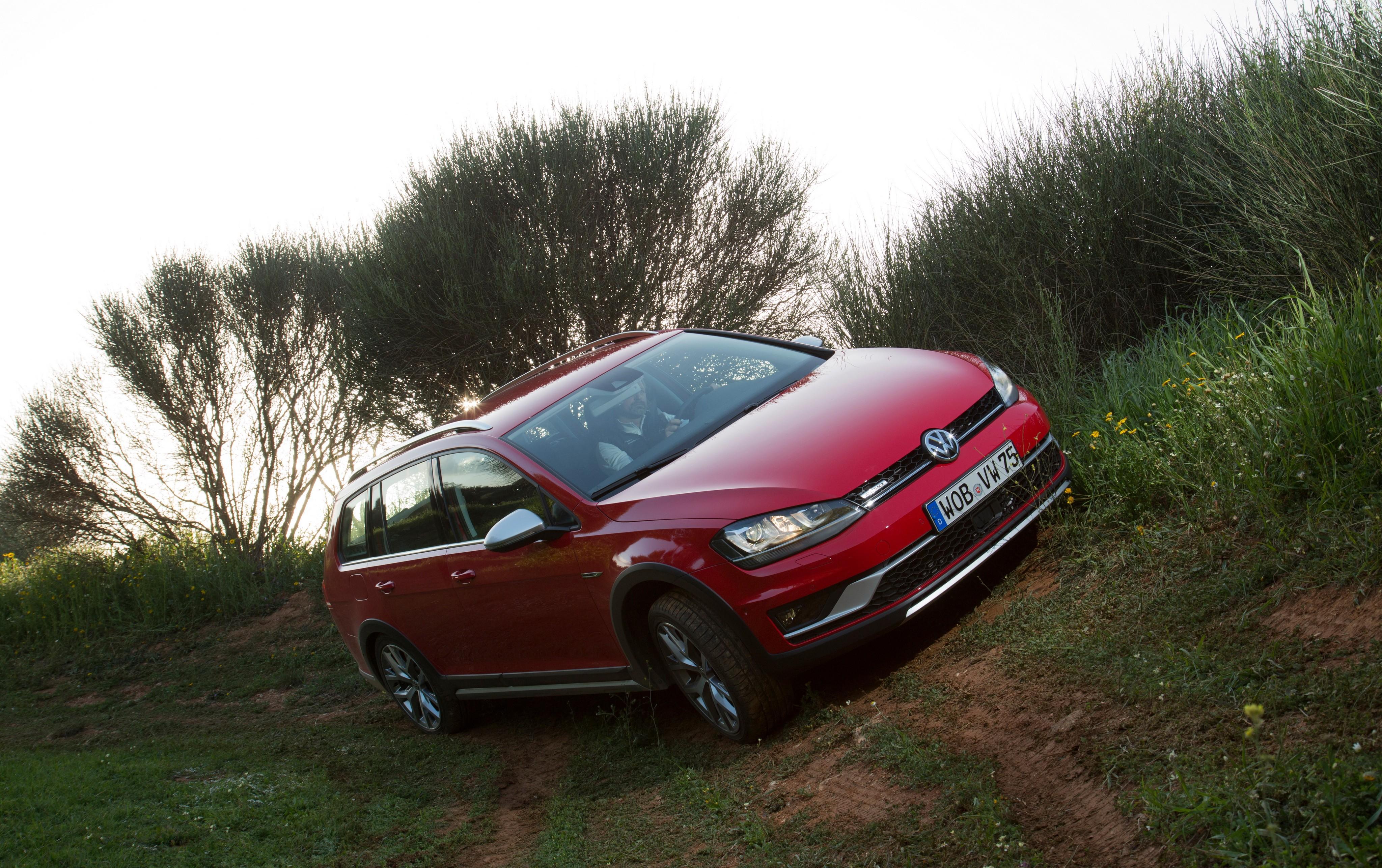 Photo of VW, Golf ailesine Alltrack versiyonunu ekledi