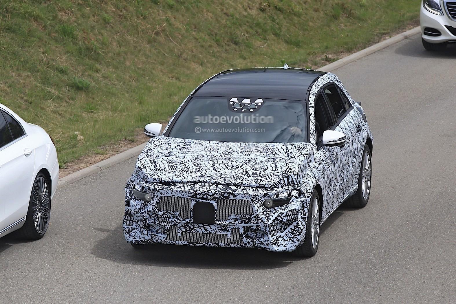 Photo of 2018 Mercedes-Benz A-Serisi ilk kez görüntülendi
