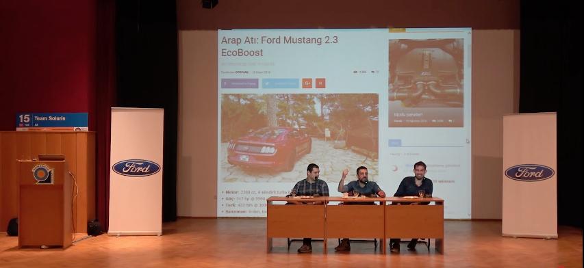 Photo of Dokuz Eylül Üniversitesi Konferansı