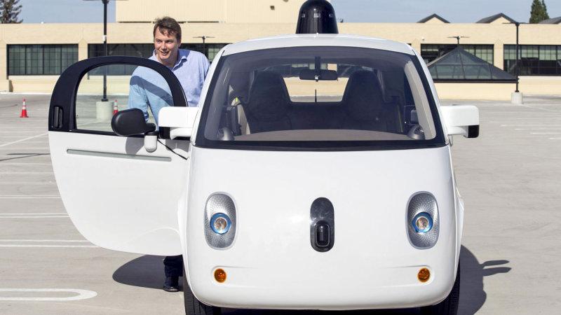 Photo of Google'dan sürücüsüz otomobil yeniliği