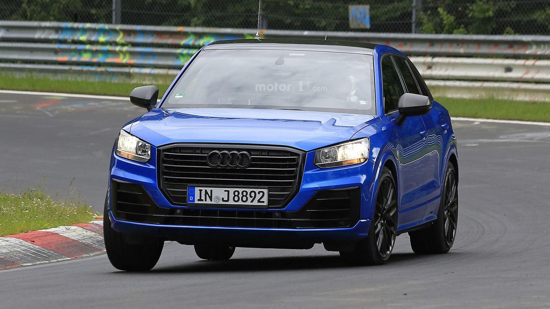 Photo of Görünüşe göre Audi, SQ2'yi çoktan hazırlamış