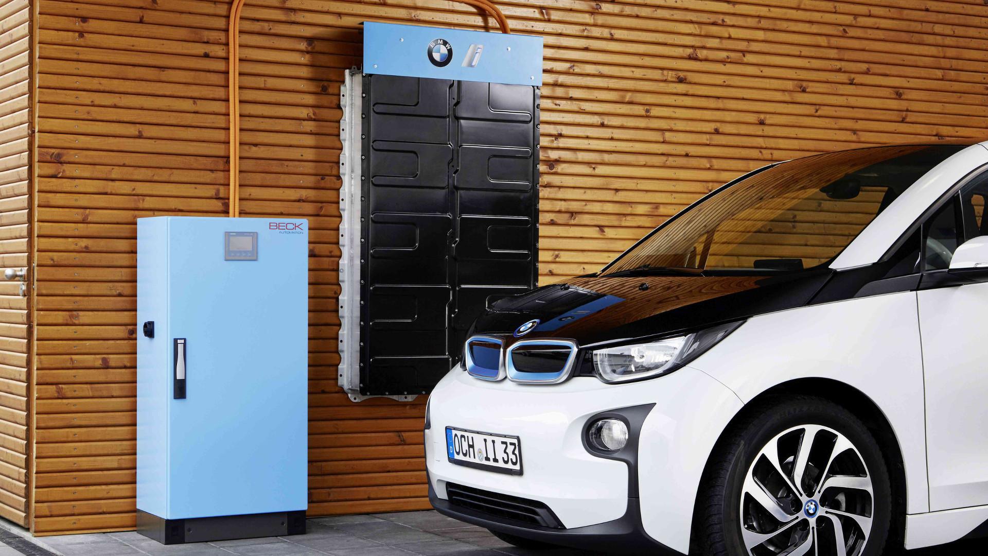 Photo of BMW i3 modelinin aküsünü ev enerji depolama sistemine adapte etti