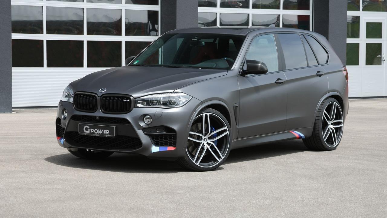 Photo of G-Power BMW X5 M tehlikeli sularda