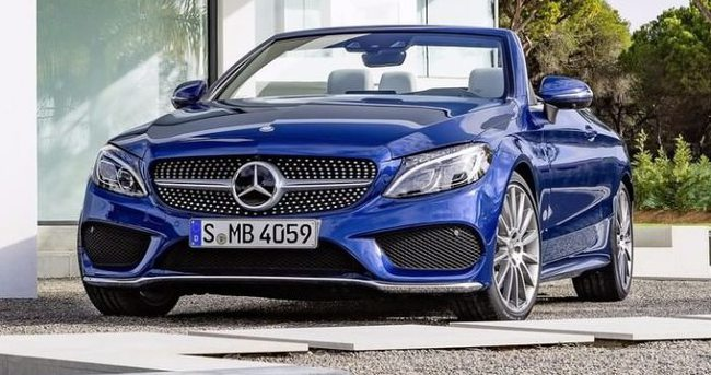 Photo of Mercedes Benz C Serisi Cabrio'nun fiyatı belli oldu !