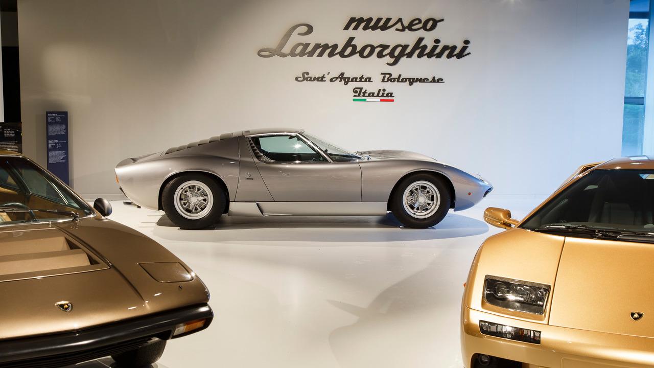 Photo of Lamborghini'nin yenilenen müzesi
