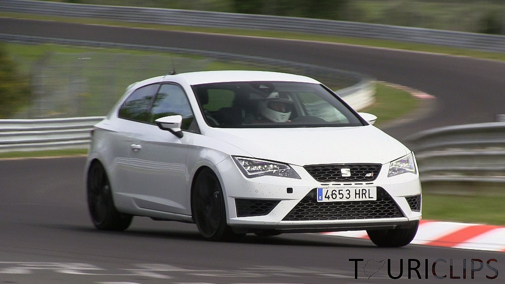 Photo of 340 hp'lik Seat Leon Cupra Nurburgring'e girerse