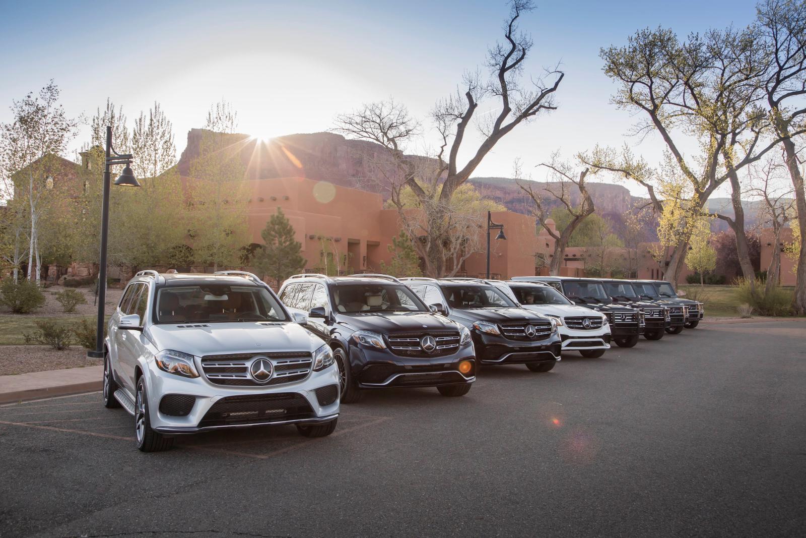 Photo of Mercedes, Amerika pazarında lider