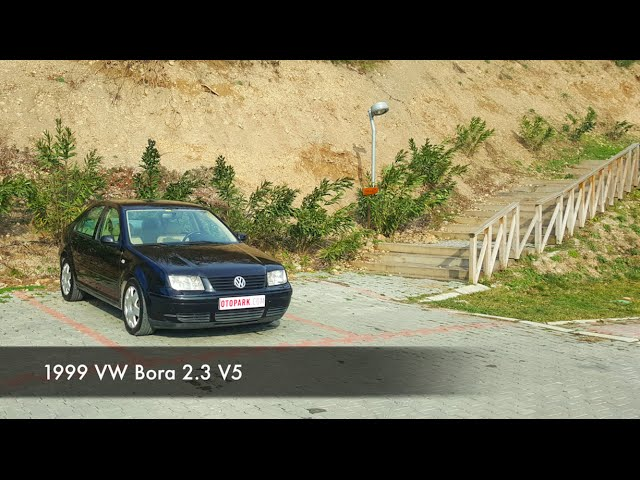Photo of 1999 VW Bora 2.3 V5 İncelemesi