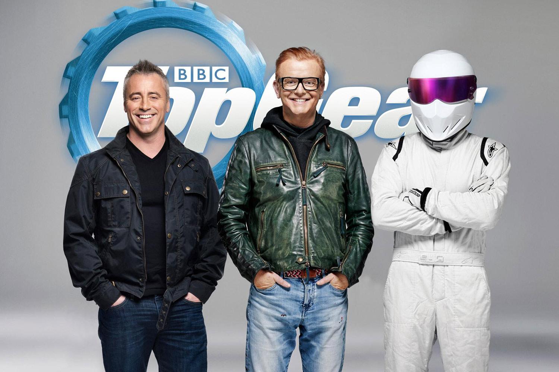 Photo of Top Gear'da ortalık karışık