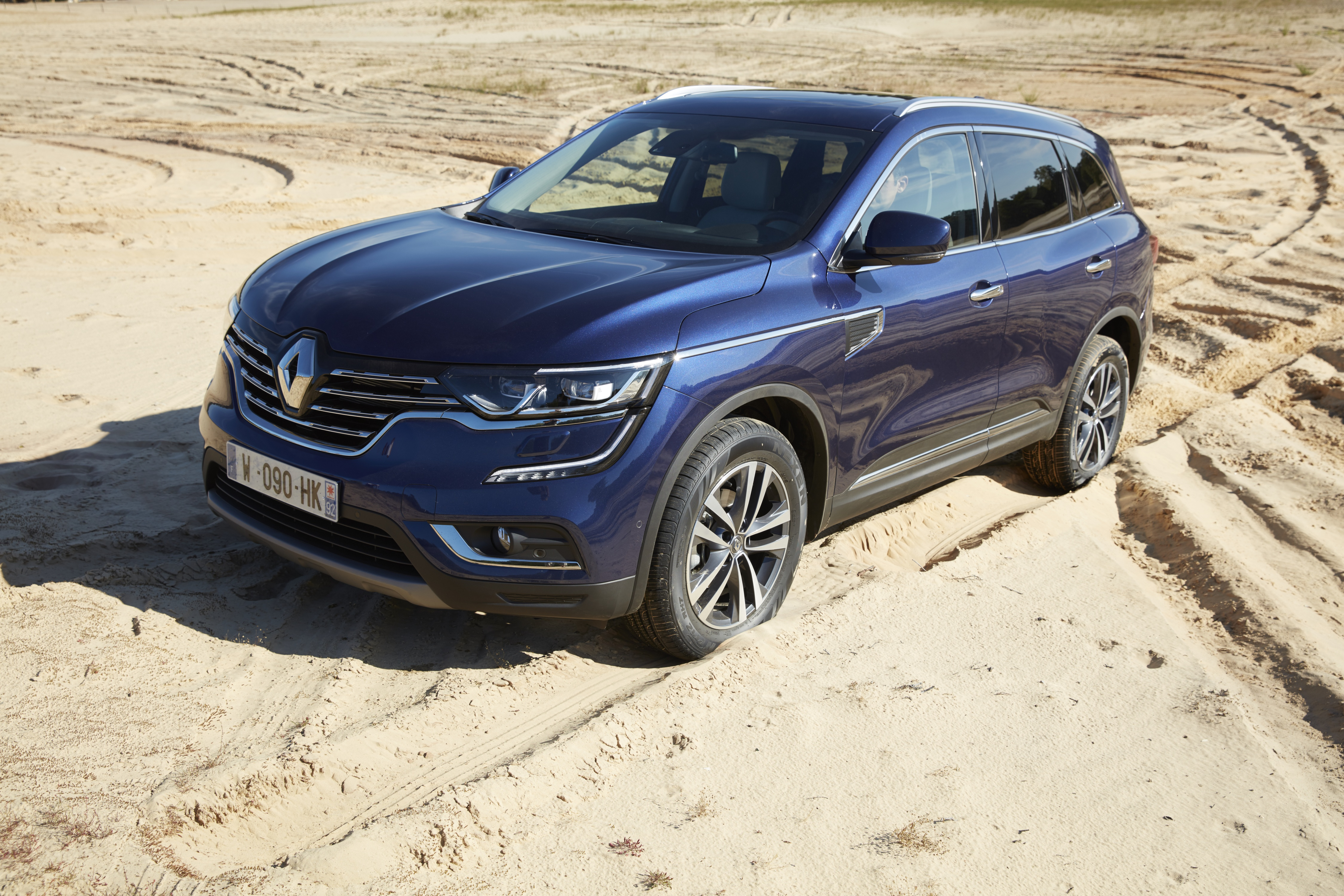 Photo of İlk Sürüş | Renault Koleos