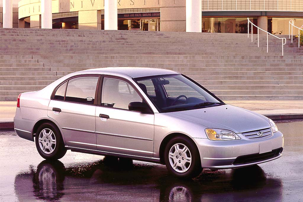 Photo of 2001-03 model Honda sahipleri dikkat